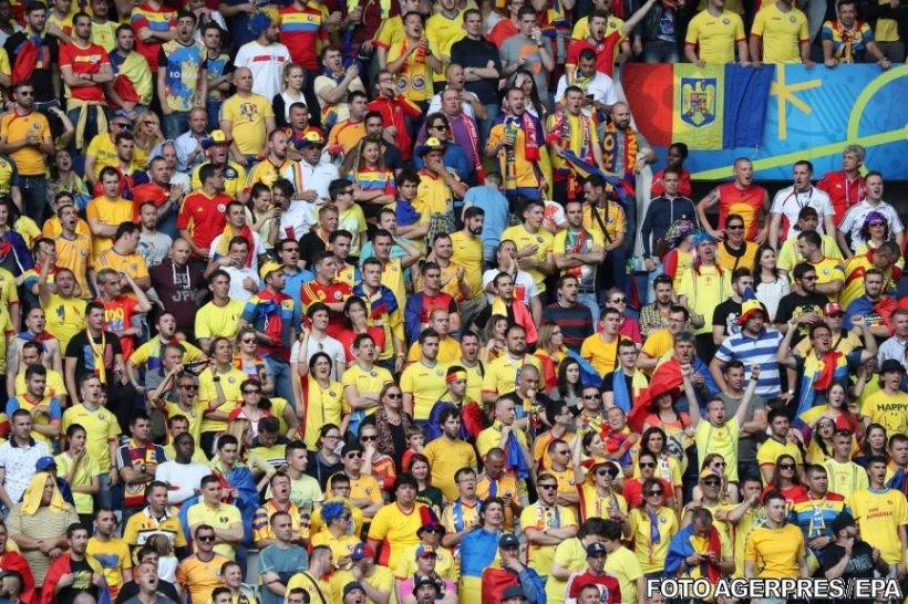 UEFA a deschis o procedură disciplinară împotriva României