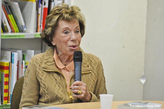 A murit romanciera franceză Benoîte Groult, un simbol al feminismului