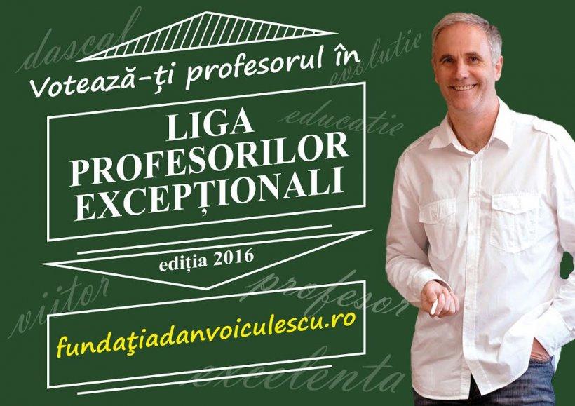 Vot final pentru cei mai buni profesori din România