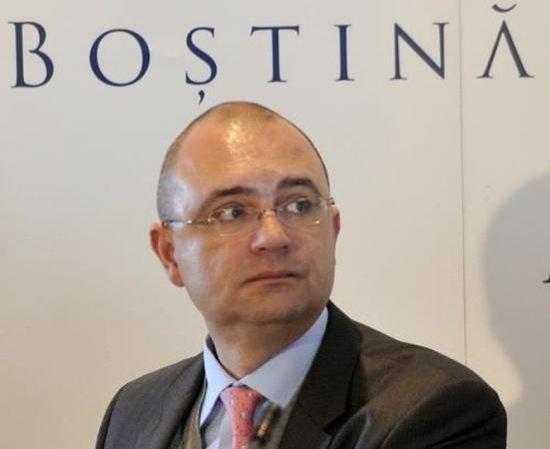Avocatul Doru Boștină, condamnat la trei ani de închisoare cu suspendare
