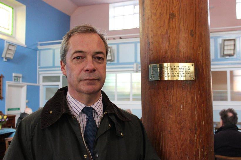 """BREXIT. Nigel Farage cere un """"guvern Brexit"""""""
