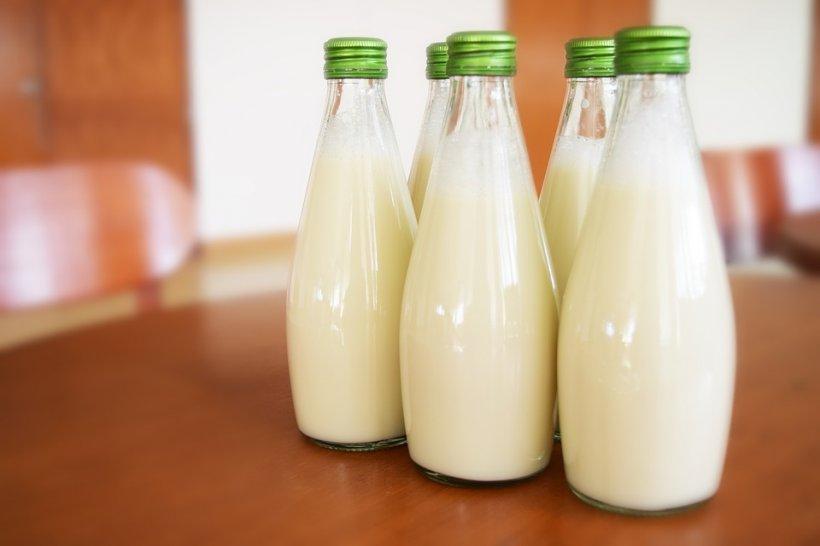 Interzis la importurile de lapte din Bulgaria