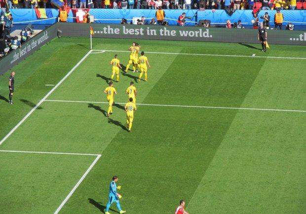Gafă uriașă făcută de UEFA la EURO. Ce s-a întâmplat cu imnul României