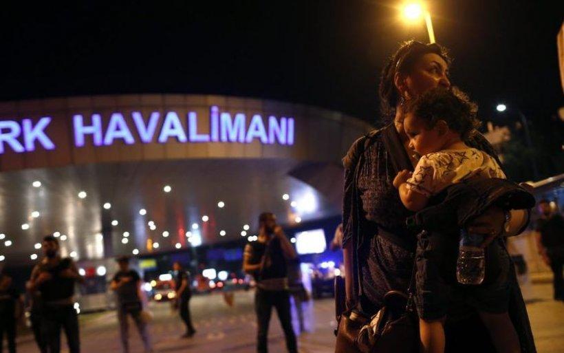 Autoritățile turce au identificat oamenii uciși în atentatele de la aeroportul Ataturk