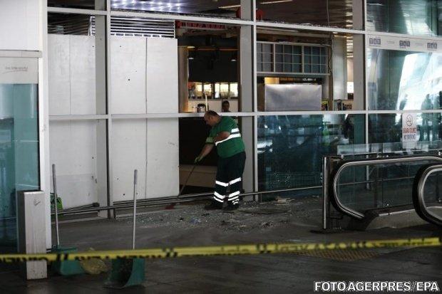 Turcia a arestat 13 persoane implicate în atacurile teroriste de la aeroportul din Istanbul