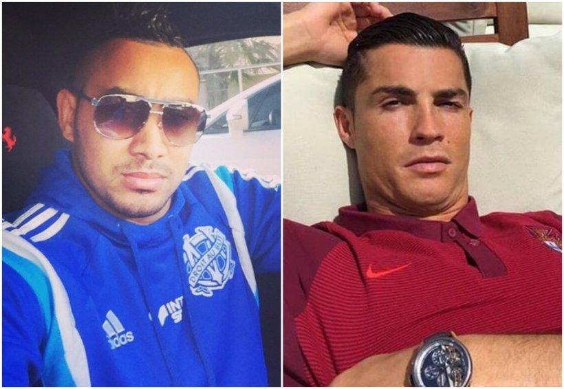 Prima reacție a lui Dimitri Payet după ce l-a scos din joc pe Ronaldo