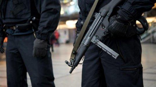 Împușcături la Spitalul Universitar din Berlin 127