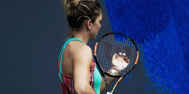 Simona Halep s-a calificat în sferturi la Montreal