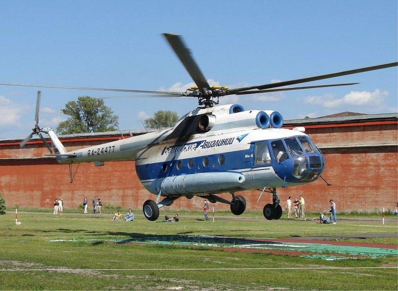 Elicopter rus doborât în Siria