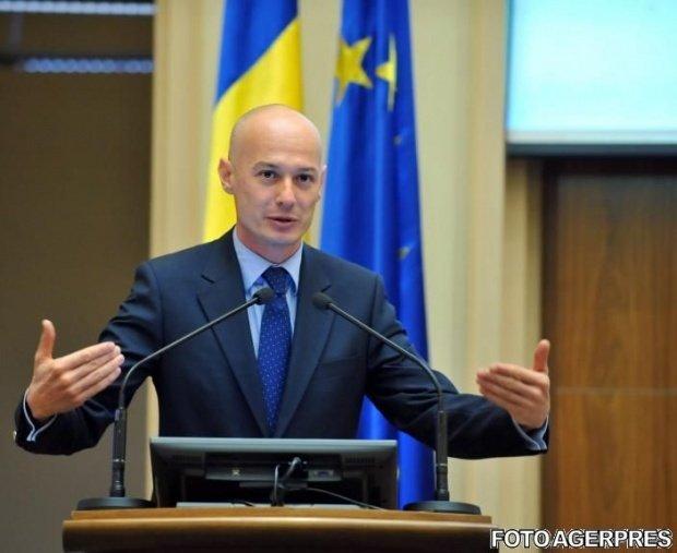 Bogdan Olteanu a demisionat din funcția de viceguvernator al BNR