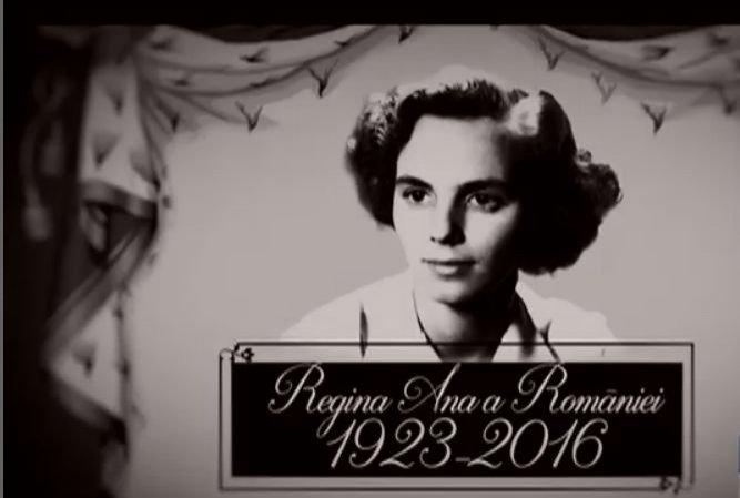 """Reacții după anunțul decesului Reginei Ana. Victor Ponta: """"Mulțumiri pentru modul în care atâtea decenii a reprezentat și slujit România!"""""""