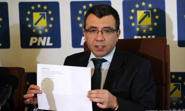 Mihai Voicu (PNL): Moţiunea de cenzură nu are nicio șansă