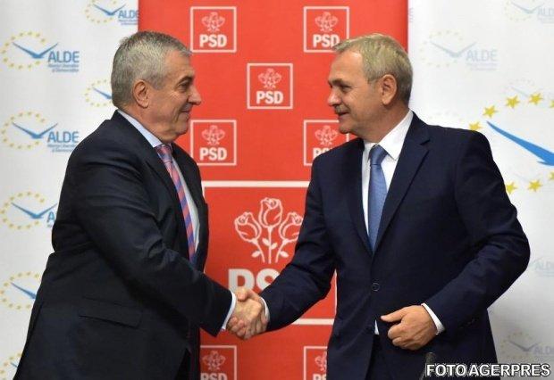 Liderii PSD şi ALDE, noi discuții pe marginea moţiunii de cenzură împotriva Guvernului Cioloş