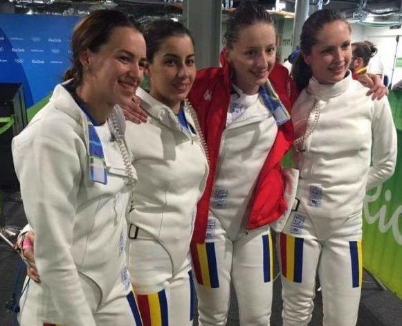 Romanian Wins Women Olympic 75