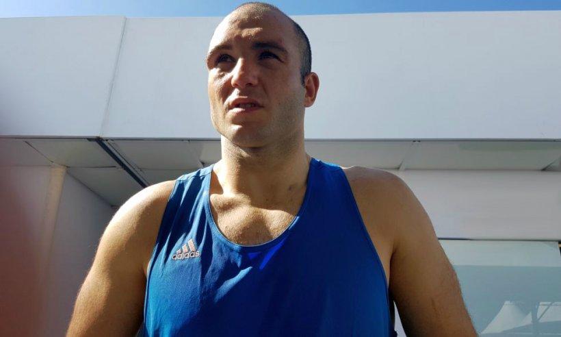 OLIMPIADĂ. Reacția boxerului Mihai Nistor, după ce a fost furat pe față de arbitri