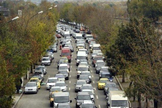 Restricții de circulație în Capitală până miercuri. Care sunt zonele vizate