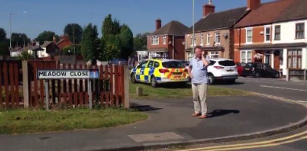 Un fost mare jucător la Aston Villa și Manchester City a murit, după ce a fost împușcat cu electroșocuri de polițiști