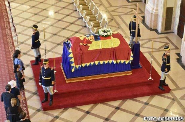 Cât a costat înmormântarea Reginei Ana. Adevărul despre funeraliile monarhice