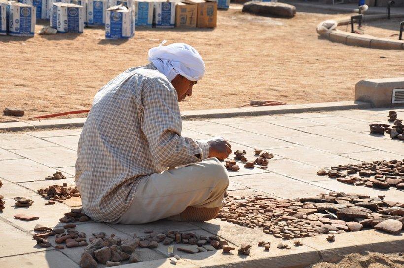 Descoperire arheologică remarcabilă. Au o vechime de mii de ani