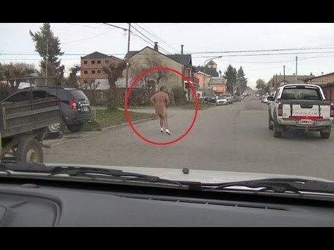 Era gol pușcă și fugea pe stradă de soțul amantei sale. Cum a reușit un argentinian să scape din cel mai penibil moment al vieții sale - VIDEO