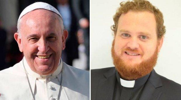 Tânărul preot bolnav de cancer, care a fost binecuvântat de Papa Francisc, a murit