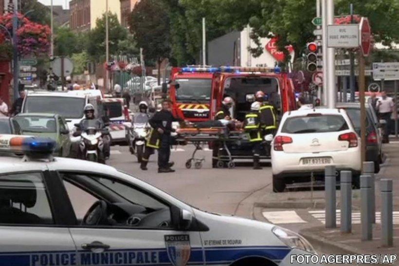 """Bărbat de etnie evreiască, înjunghiat în stradă la Strasbourg. Agresorul ar fi strigat """"Allahu Akbar"""" în momentul atacului"""