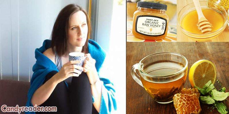 Femeia asta a baut apa cu miere si lamaie in fiecare zi, timp de un an! Uite ce lucru uimitor i s-a intamplat!