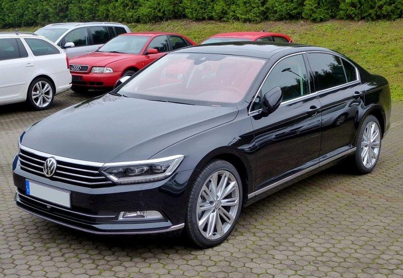 Probleme pentru Volkswagen. Producţia modelului Passat a fost oprită. Urmeaza stoparea producţiei de Golf