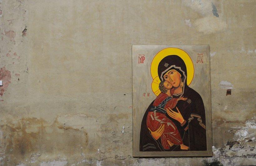 Femeia înviată de Maica Domnului pentru a-și mărturisi păcatele