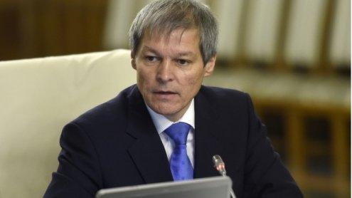 """Dacian Cioloș, reacție la pierderea imensă suferită de teatrul românesc: """"Încă o stea a scenei ne părăseşte"""""""