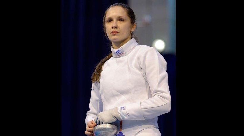 Scrimera Simona Pop, portdrapelul delegației României la ceremonia de închidere a Jocurilor Olimpice de la Rio