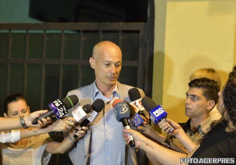 Bogdan Olteanu rămâne după gratii. Magistrații au decis prelungirea mandatului cu 30 de zile