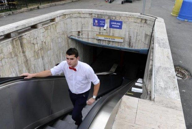 Metrorex cere demolarea chioșcurilor din jurul stațiilor de metrou