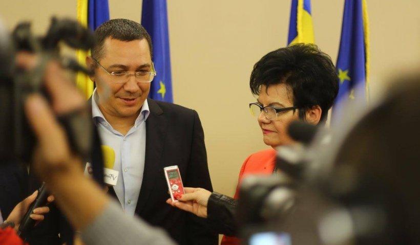 Victor Ponta: Am o ofertă de la o echipă mare din Europa