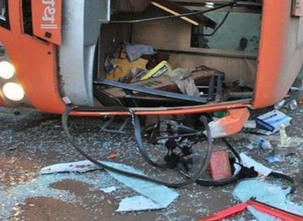 Tragedie pe o șosea din Algeria. Un autobuz plin cu copii a căzut într-o prăpastie