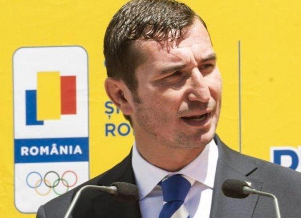 Alin Petrache și-a dat demisia din fruntea COSR, după rezultatele slabe ale lotului olimpic la Rio