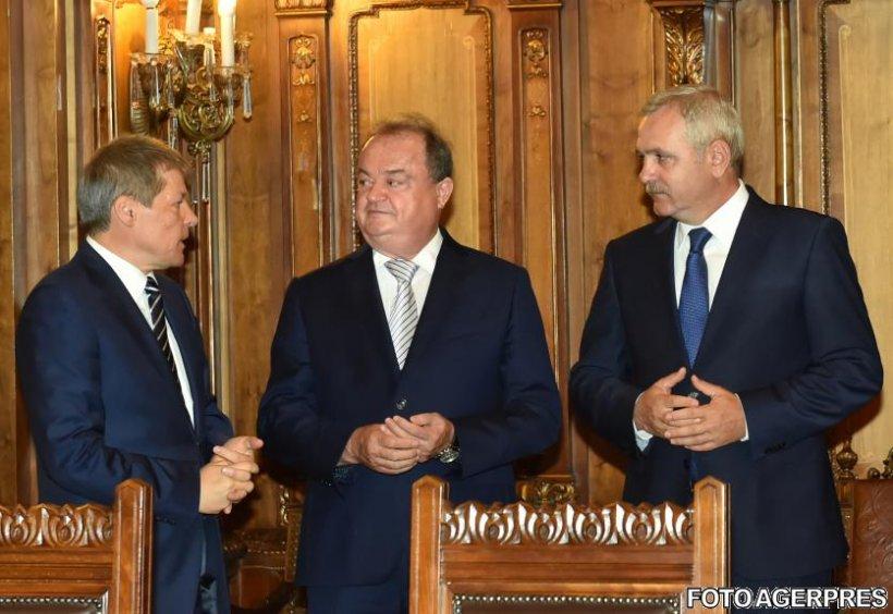 Varianta alianţei PSD-PNL, lansată la nivel înalt