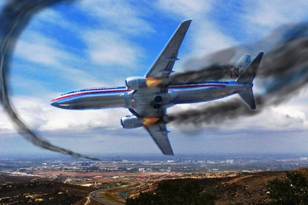 Invenția asta ne salvează dacă se prăbușește avionul. Video incredibil cu noul sistem de siguranță din avioane