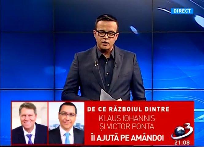 Războiul Ponta-Iohannis continuă. De ce războiul îi ajută pe amândoi