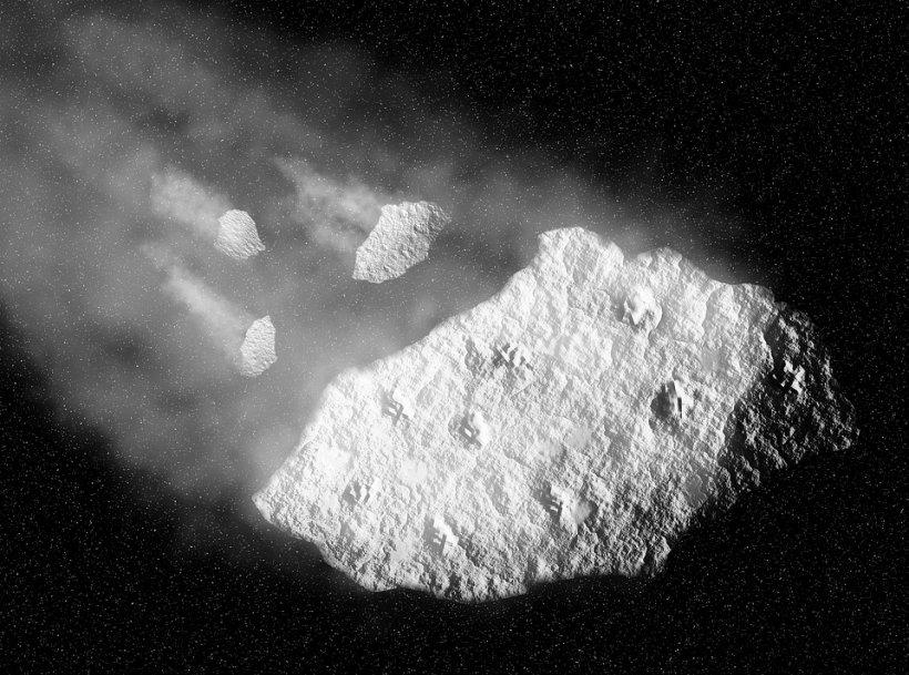 Un asteroid uriaș, aproape de a lovi Terra