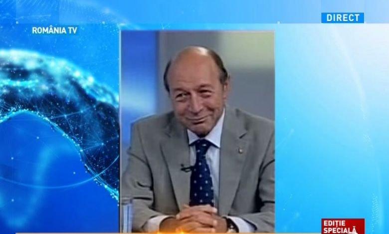 România condusă de SRI. Dezvăluirile făcute de Traian Băsescu