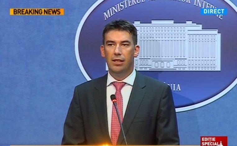 Ministrul de Interne anunță prioritățile mandatului său. Organizarea alegerilor, reorganizarea DIPI și intervenția în situații de urgență