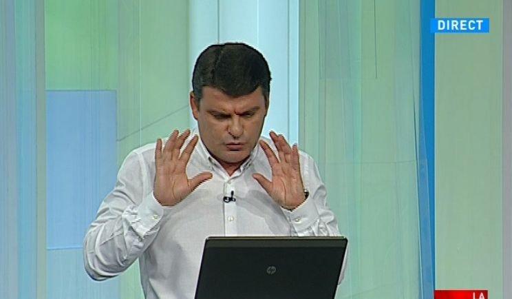 Radu Tudor: Așa ceva nu am întâlnit în 25 de ani de presă. E noaptea minții