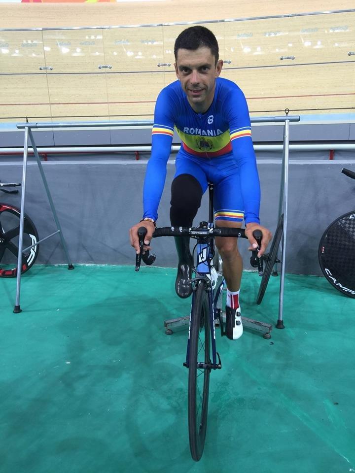 Startul Jocurilor Paralimpice 2016. Eduard Novak, imagini de la antrenamentele pentru Jocurile Paralimpice de la Rio