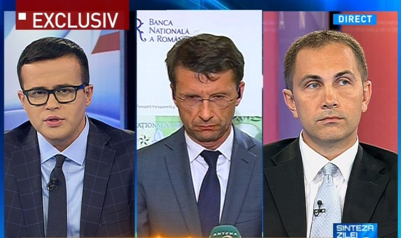 Lucian Isar, față în față cu BNR. Care este adevărul despre rezerva de aur a României