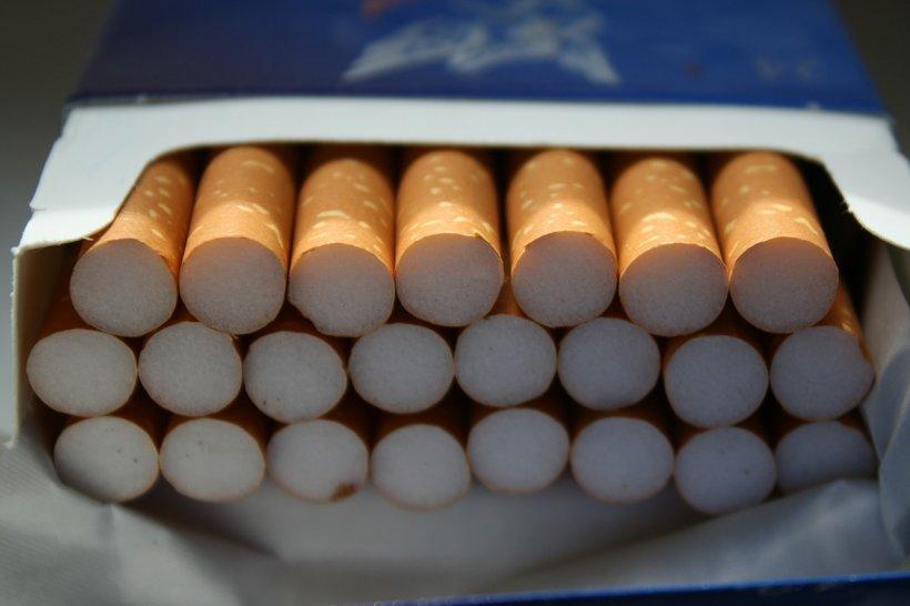 Proiect de lege. Persoanele născute după 1 ianuarie 2017 nu vor putea să cumpere țigări niciodată
