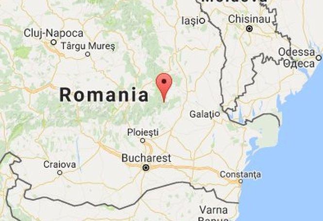Un cutremur de 3,7 a avut loc în Vrancea