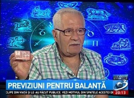 """Mihai Voropchievici, horoscopul runelor pentru săptămâna 19 - 25 septembrie. """"Să nu se aștepte toată lumea la lucruri minunate"""""""