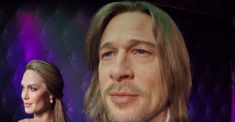 Reacția genială a muzeului Madame Tussauds, după anunțul referitor la divorțul dintre Brad Pitt și Angelina Jolie