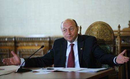 Traian Băsescu se cere la DNA: Vreau să fiu audiat legat de Bica, Udrea şi Horia Georgescu
